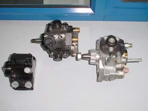CR HP Pumps